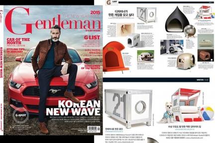 Gentleman Korea, Korea