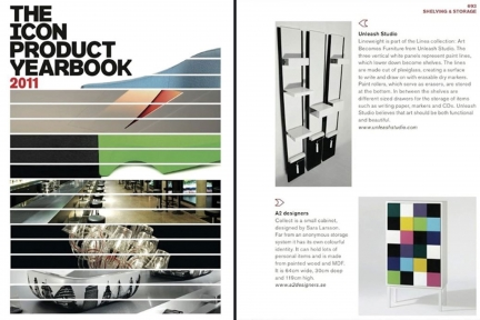 Icon Magazine Product Yearbook 2011