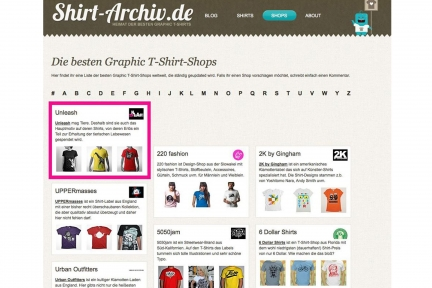 Shirt-Archive.de, GERMANY