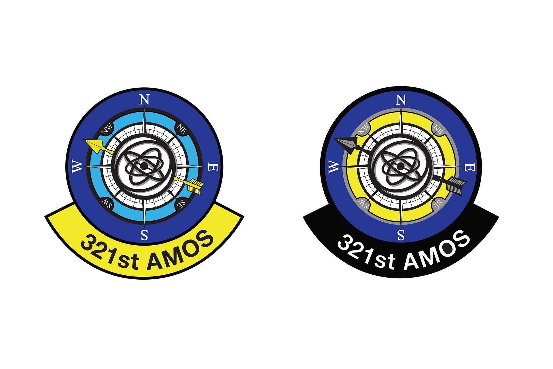 US Air Force 321st Identity Logo – Melissa Rivera