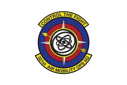 US Air Force 321st Identity Logo