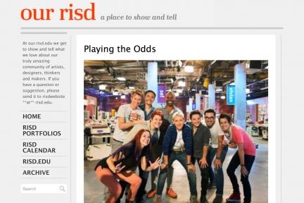 Our RISD