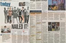 Honolulu Star Advertiser – Nailed It
