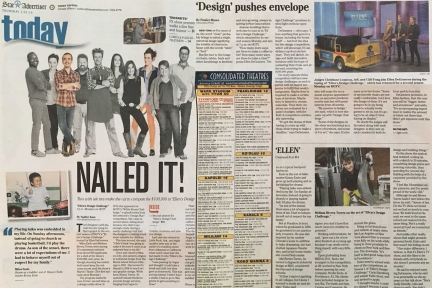 Honolulu Star Advertiser – Nailed It